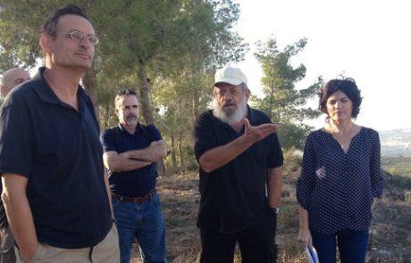 התנגדות נרחבת לתכנית הבנייה בהרי ירושלים