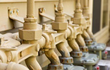 הסכם חיבור ראשון לגז טבעי באזור התעשייה אלון תבור