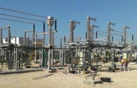 תחנת משנה חדשה: חברת החשמל החלה להפעיל את תחנת יהלום שבנתניה