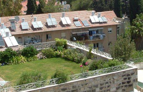 צרפת העבירה חוק גגות ירוקים
