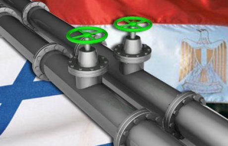 הגז הישראלי יגיע לשווקים הבינלאומיים דרך מצרים