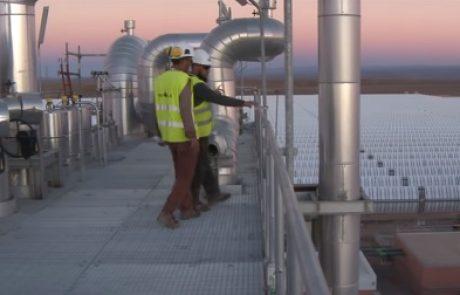 תחנת הכוח הסולארית הגדולה בעולם החלה לפעול ותספק חשמל למיליון תושבים