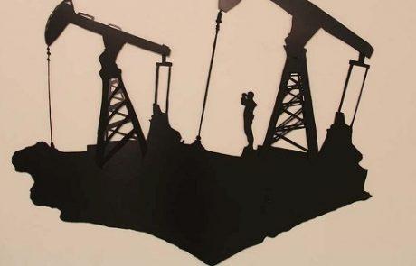 """תערוכה חדשה בהשראת דליפת הנפט בשמורת עברונה: """"נוזל שחור"""""""