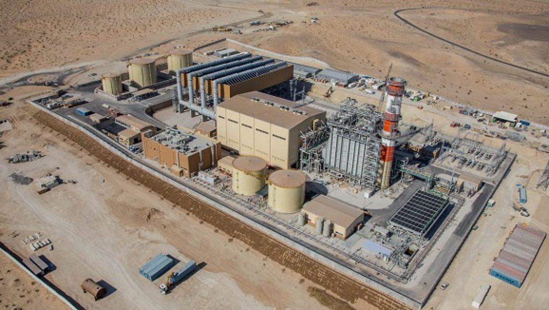 היסטוריה: תחנת הכוח OPC החלה לייצר חשמל
