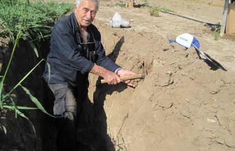 """סקירות חדשות בנושא שימור קרקע ואיכויות המים הוצגו ביום עיון בצמח לזכרו של אמקה כנרתי ז""""ל מחלוצי העמק"""