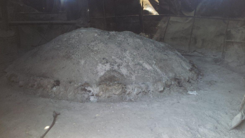 המשרד להגנת הסביבה סגר מפעל לייצור פחם בדלית אל כרמל