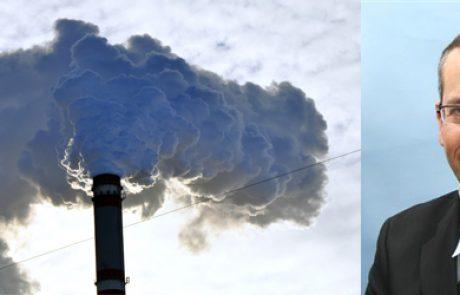 הופכים פחמן למזומן: היערכות התאגידים העסקיים לרגולציה של שינויי האקלים