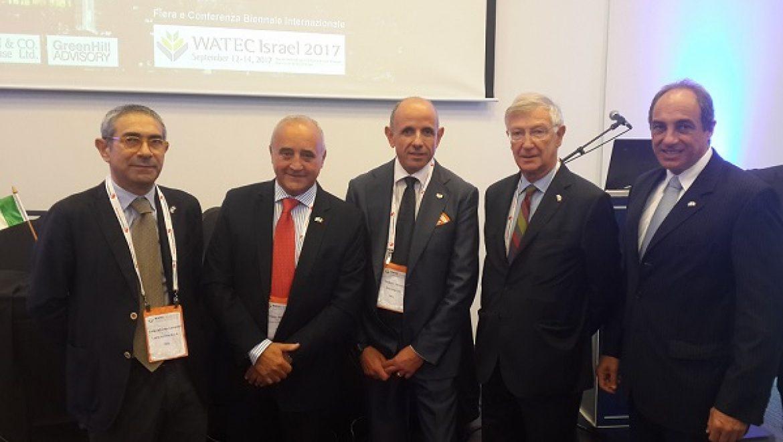 אחרי האביב היבש ביותר מזה 60 שנים – איטליה מחפשת טכנולוגיות מים ישראליות