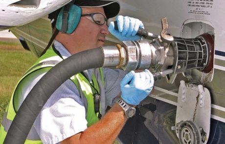 משרד האנרגיה השלים את התקן לתחזוקת מערכות דלק סילוני