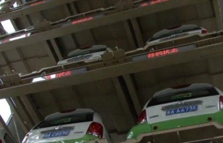 מכונית לפי שעה: כך נראה מודל שיתוף המכוניות החשמליות בסין