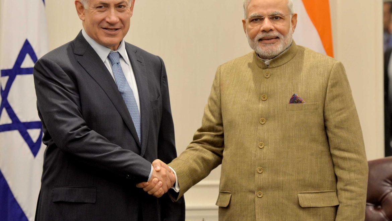 משלחת עסקית גדולה תלווה את ראש הממשלה בנימין נתניהו בהודו
