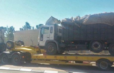 בשנתיים האחרונות נמנעה הברחה של מעל ל-300 משאיות פסולת לאזור יהודה ושומרון
