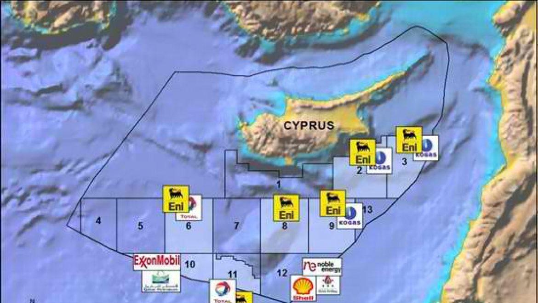 דיווחים בתקשורת בקפריסין על תגלית מאגר גז ענק במים הכלכליים של קפריסין