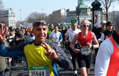 כשהאימון מביא לתוצאות: התייעלות אנרגטית כריצת מרתון