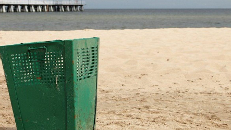 שיא הקיץ הביא ירידה במדד ניקיון החופים הישראליים