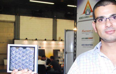 בלעדי: פיתוח ישראלי: מערכות סולאריות משולבות במבנים