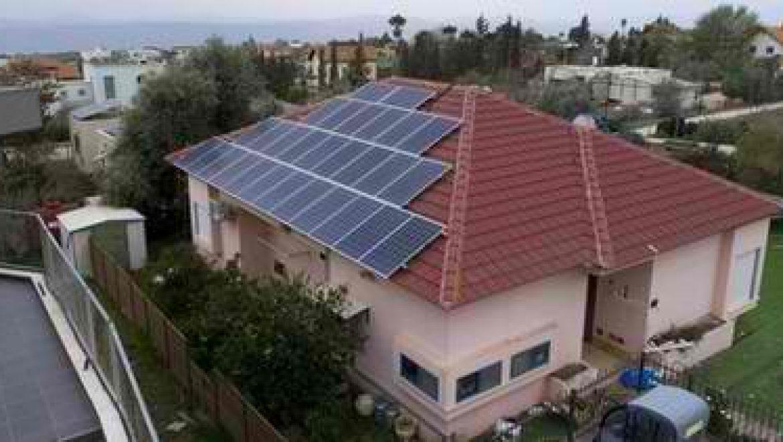 """200 מיליון שקל בפרויקטים סולאריים יושקעו ע""""י מנורה מבטחים וסינרג'י"""