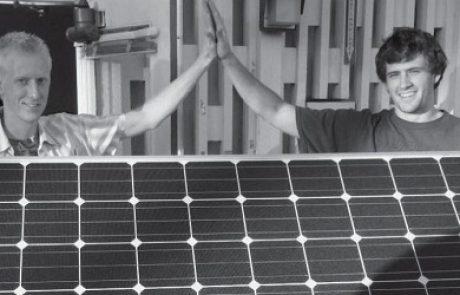 """פיתוח חדש בארה""""ב: מזרקה סולארית"""
