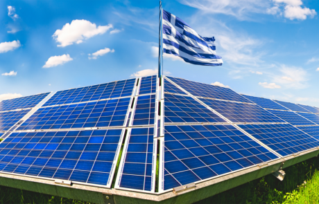 יוון מכריזה, 5 גיגה וואט מתחדשים עד 2030 המכרז באפריל