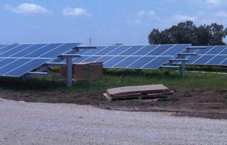 בלעדי: SBY איטליה השלימה את הקמתו של שדה סולארי בהיקף של 1.24מגה וואט במחוז לאציו