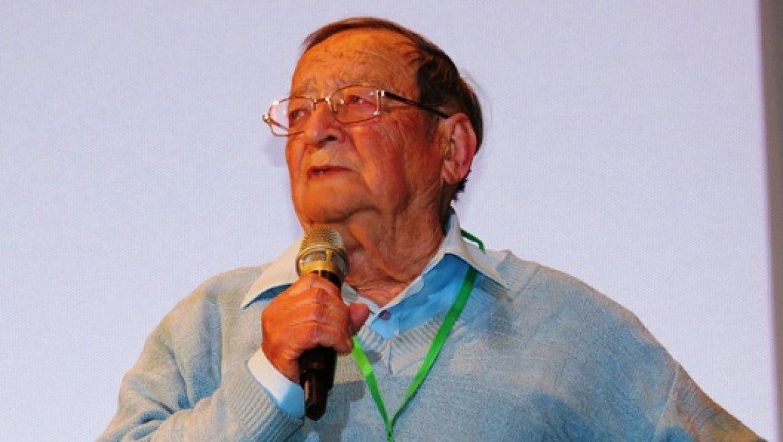 עזריה אלון, ממייסדי החברה להגנת הטבע, הלך לעולמו בגיל 95