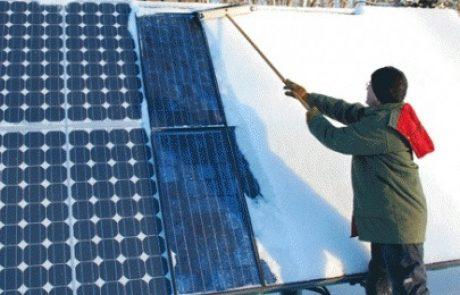 מה המשמעות של החורף לאנרגיות המתחדשות?