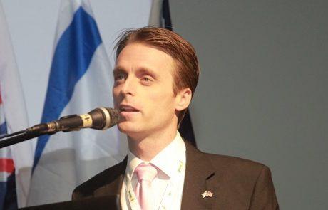 """טרוויס פייס: """"ענף הגז הטבעי בישראל נמצא רק בראשית הדרך – יש להכשיר כוח אדם בהקדם"""""""
