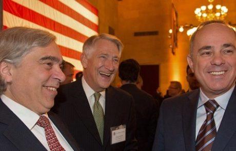 מזכיר האנרגיה האמריקאי, דר' ארנסט מוניז, הגיע היום לביקור ראשון בישראל