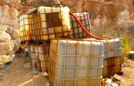 החצר האחורית של ישראל: שאריות ציאניד נמצאו במפעל מתכות סמוך למרכזי אוכלוסיה