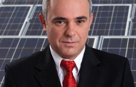 שר האנרגיה החדש: יובל שטייניץ