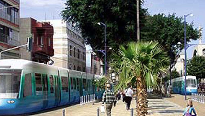 הממשלה תבקש להאריך את מסילת הרכבת הקלה