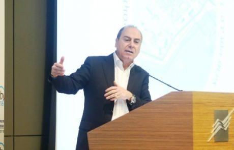 """סילבן שלום: """"חשוב שתהיה יותר תחרות, אבל גם שיהיה גז טבעי במשק הישראלי"""""""