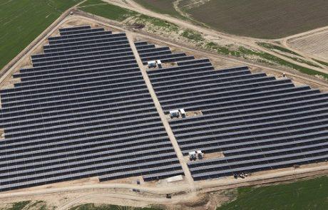 ערבה פאוור חונכת 6 שדות סולאריים בהיקף של 36 MW