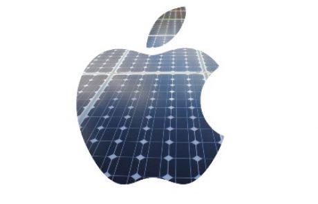 אפל הגיעה ל-93% ייצור אנרגיה מתחדשת במתקניה בעולם