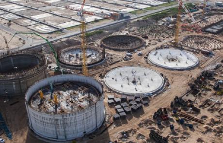 """ג'נרל אלקטריק תספק 8 מנועי גז לתחנת הכוח מבוססת הביו-גז בשפד""""ן"""