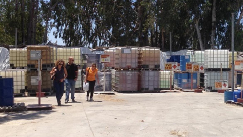 בית המשפט דחה את ערעורו של מפעל שרפי כרמל וחייב אותו לפנות את כל הרעלים מתחומו