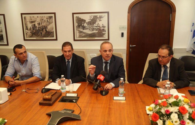 הוכרזה הקבוצה הזוכה במכרז למכירת תחנת הכוח הראשונה בישראל – התחרות במשק האנרגיה כבר כאן