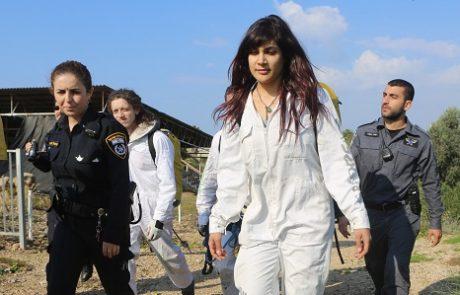 פעילי גרינפיס נעצרו לאחר מחאה נגד מדיניות משרד האנרגיה