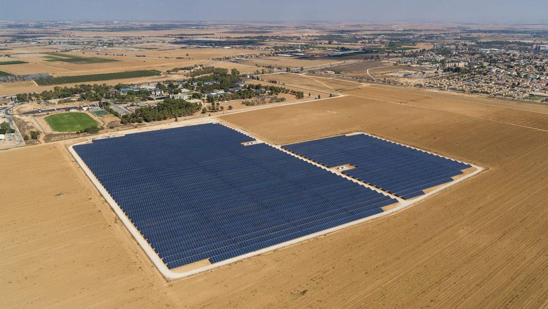 חברת EDF- Renewables ישראל השיקה את השדה הסולארי ה 17 שלה בישראל – הספק ייצור כולל 300 מגה וואט