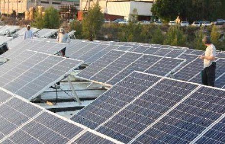ברימאג תבנה מערכות סולאריות על מבני ציבור באילת, כרמיאל ומודיעין