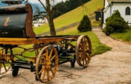 הפורשה הראשונה התגלתה כמכונית חשמלית מ-1898