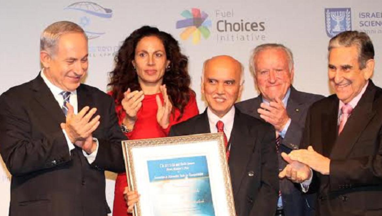 קול קורא: הגשת מועמדות לפרס ראש הממשלה לחדשנות עולמית בתחום תחליפי נפט לתחבורה