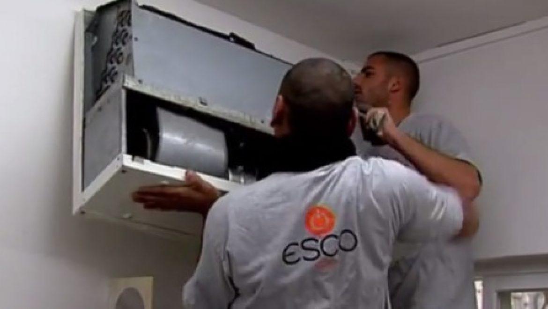 חברת אסקו מבצעת פרויקט התייעלות אנרגטית בתיכון ויצו ברחובות