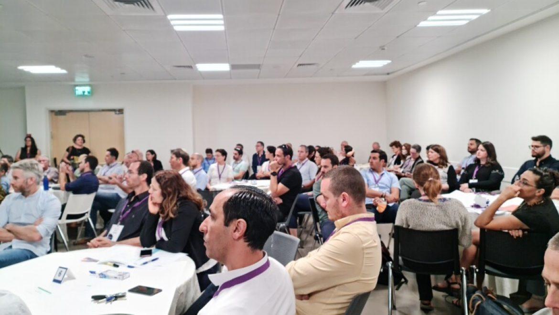 כ 200 אישה ואיש השתתפו בכנס שיתוף יזמים ויועצים מטעם משרד האנרגיה