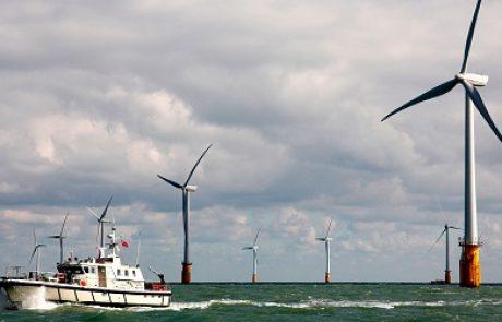 בריטניה השיקה את חוות הרוח הימית הגדולה בעולם