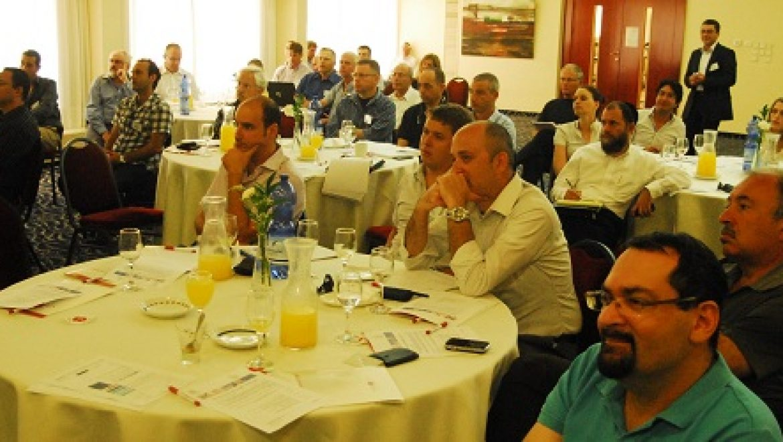 הכנס השנתי לאנרגיית רוח בישראל נפתח היום בהרצליה