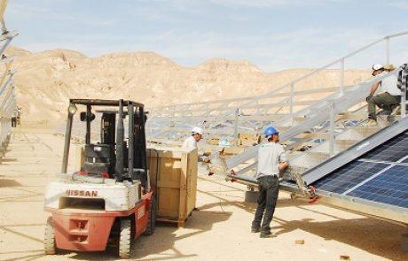 בלעדי: ועדת הערר של מחוז דרום התלתה את היתר הבניה לשדה הסולארי של ערבה פאוור בקטורה – רשות החשמל התלתה את ההבטחה התעריפית