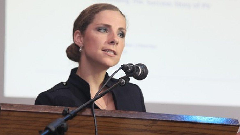 הרצאת דניאלה שרייבר, מנהלת אסטרטגית בחברת המחקר הונר