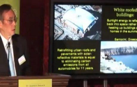 """התייעלות אנרגטית: שר האנרגיה האמריקאי הציג תכנית לאומית להקמת """"גגות קרים"""""""
