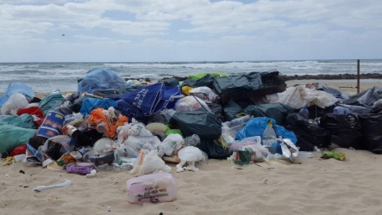ים מזוהם: מי ביוב בחורף, חופים מטונפים בקיץ